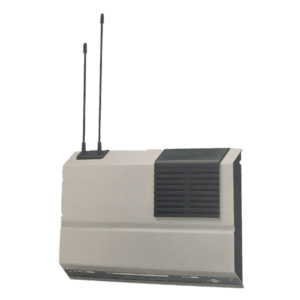 Centrale-sirènes vocale supervisée Daitem DP8340X alarme sans fils